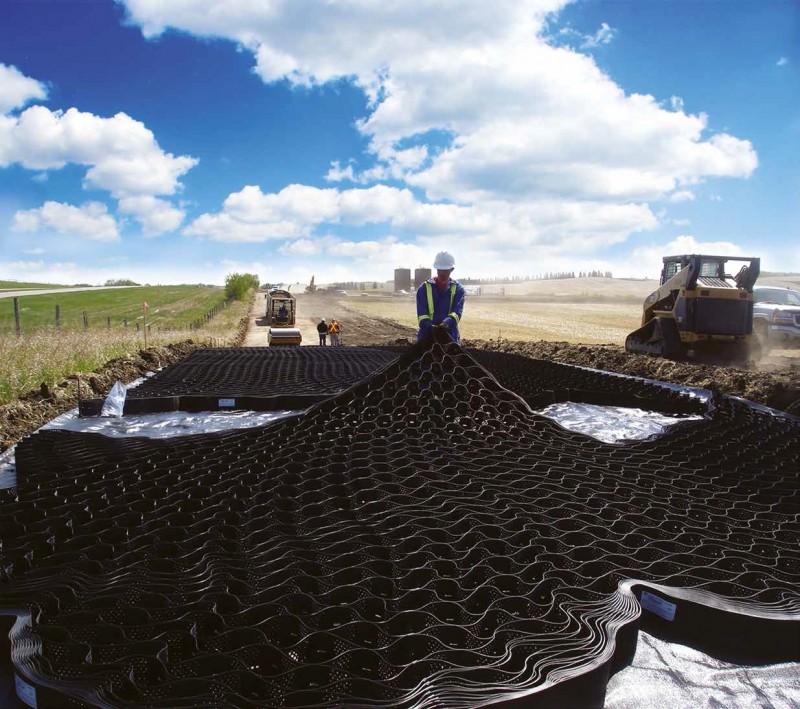 Kundespecifikke løsninger på jord- og vandproblemer