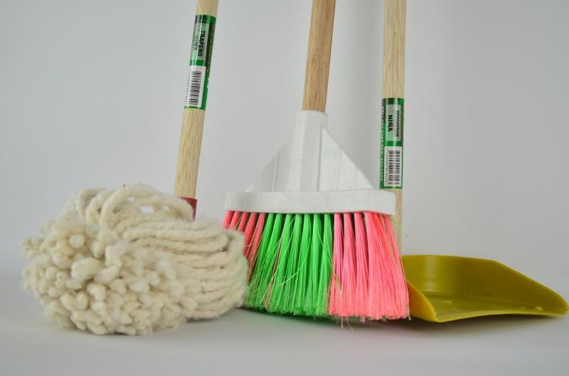 Rengøring og ejendomsservice