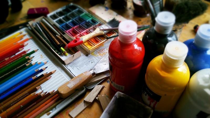 Sådan kommer du i gang med at være mere kreativ