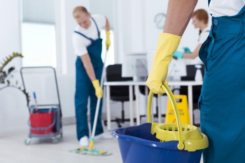 Gør rengøringen effektiv med rengøringsvogne