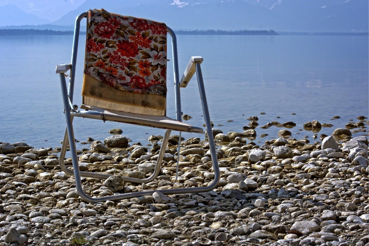 Campingstole i den bedste kvalitet