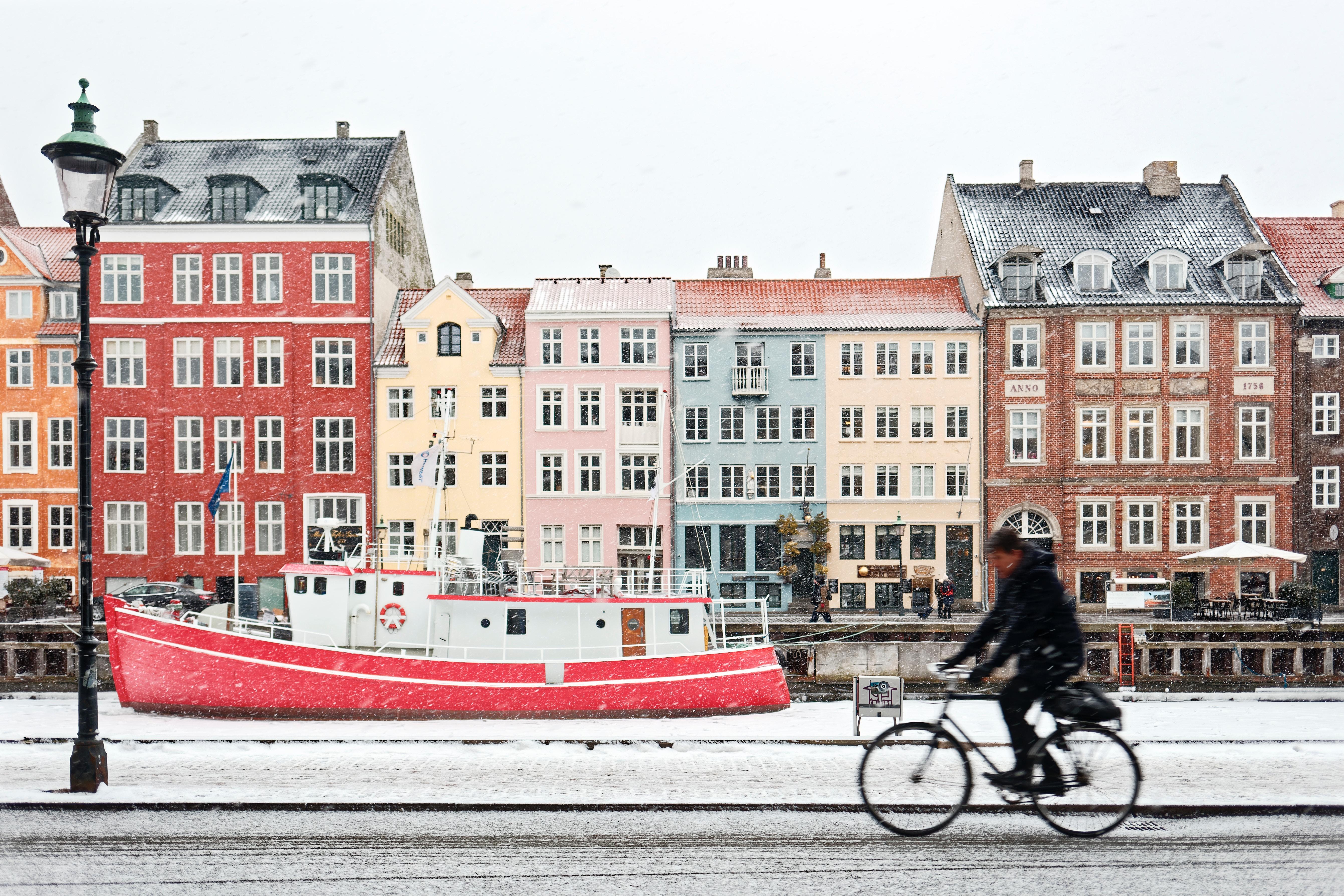 Pynt dit hjem op med en flot plakat over København